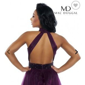 Limited Edition MacDuggal Gown